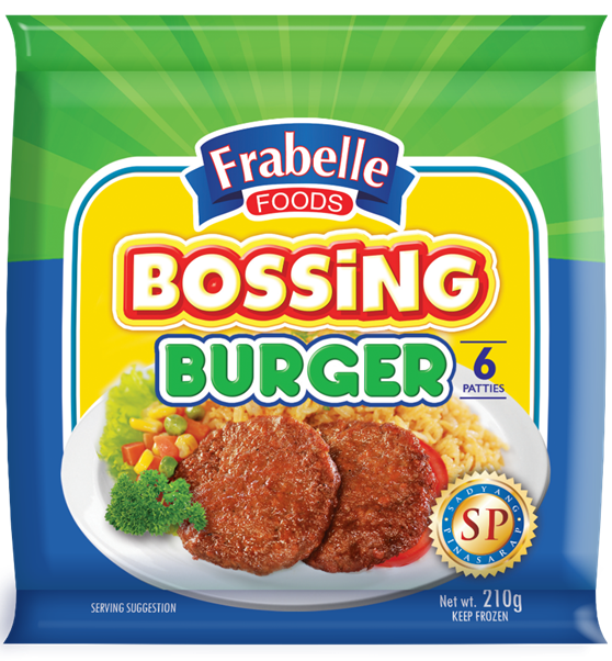 Bossing Burger 210g photo