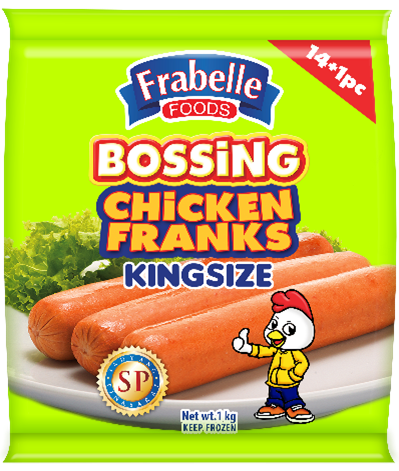 Bossing Chicken Franks photo