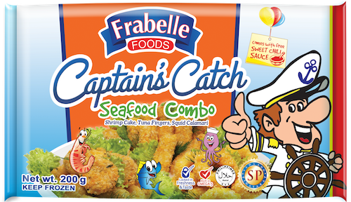 Frabelle Foods Captain's Catch Seafood Combo photo