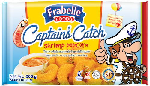 Captain's Catch Shrimp Popcorn photo