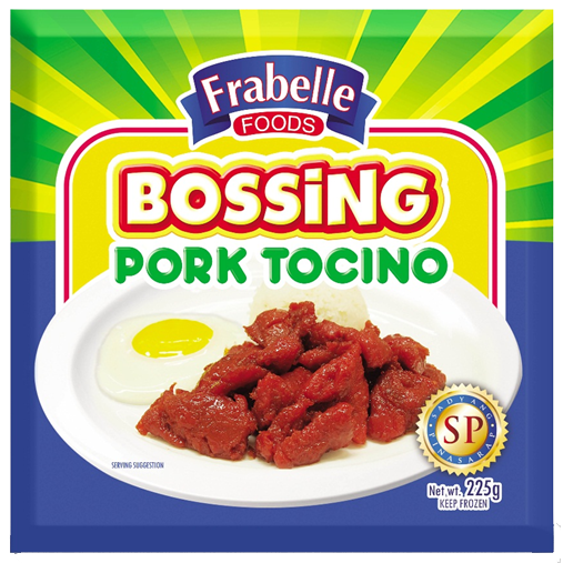 Bossing Pork Tocino photo