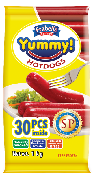 Yummy Hotdogs photo