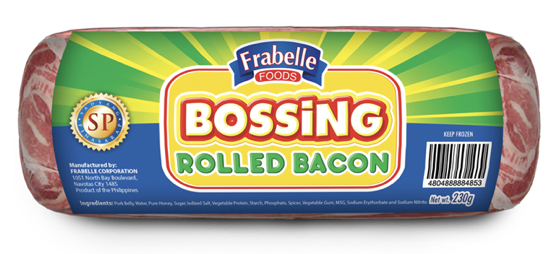 Bossing Rolled Bacon photo