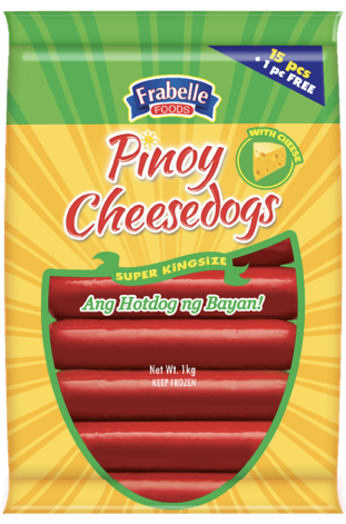 Pinoy Cheesedogs photo