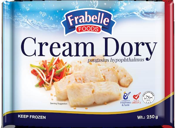 Frabelle Foods Cream Dory 250g photo