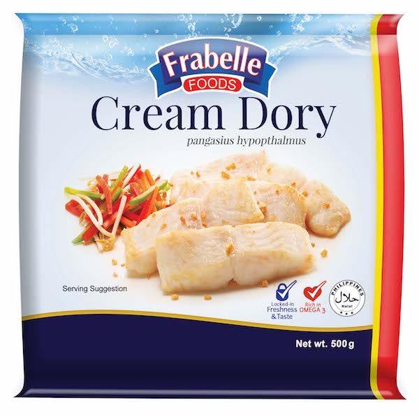 Frabelle Foods Cream Dory 500g photo