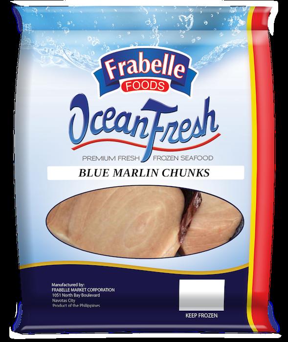Frabelle Foods Ocean Fresh Blue Marlin Chunks 250g photo