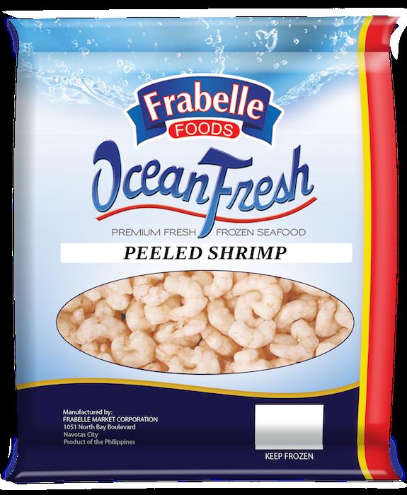Frabelle Foods Ocean Fresh Peeled Shrimp 400g photo